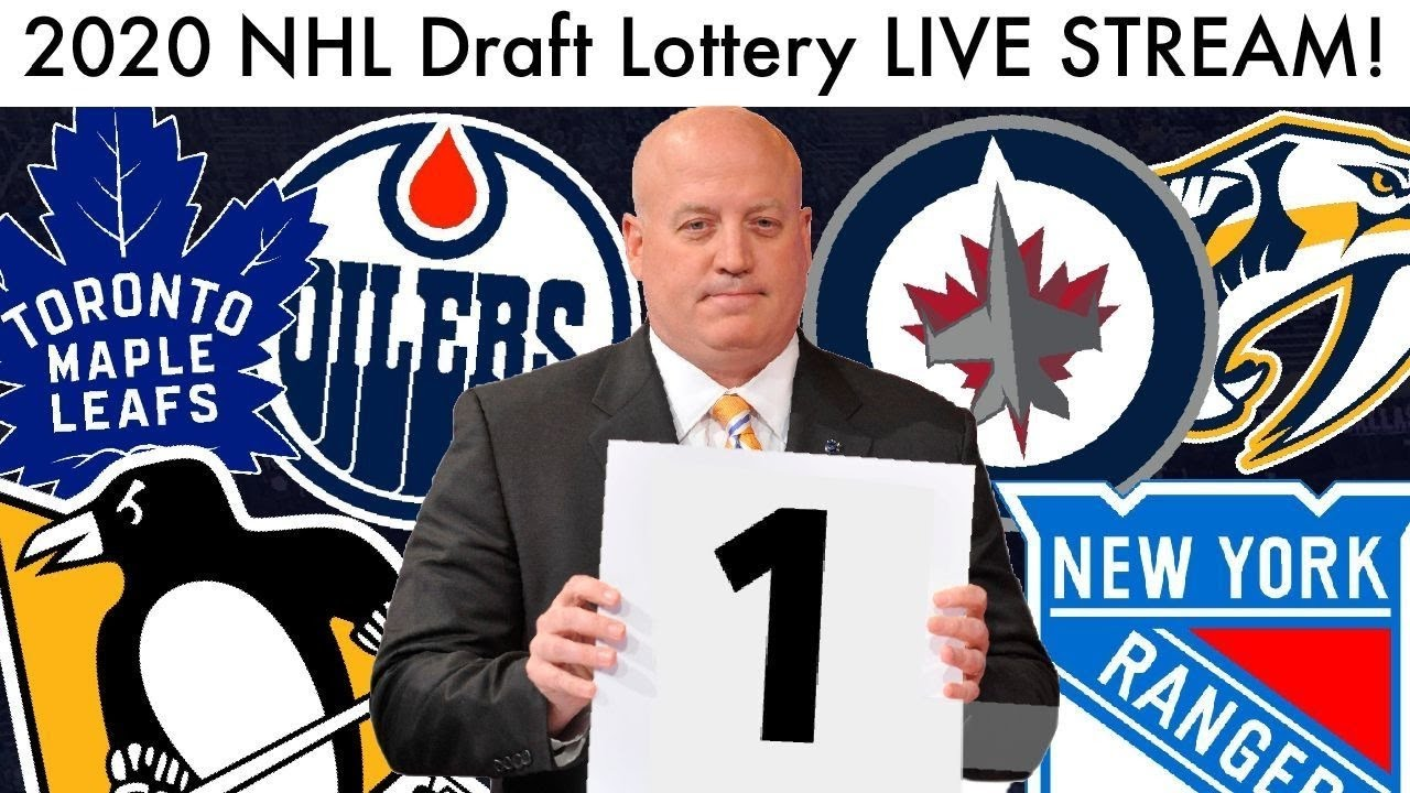 2020 NHL Draft Lottery: How to watch, live stream, Phase 2 odds