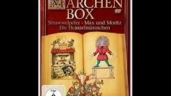 Märchen Box - Struwwelpeter, Max & Moritz, Die Heinzelmännchen
