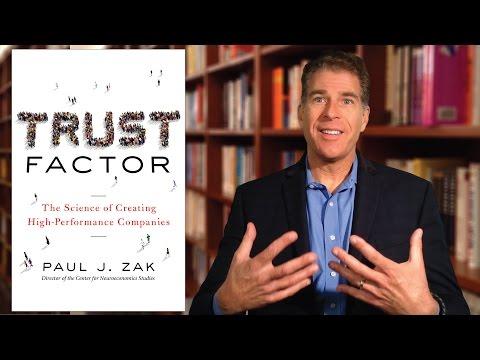 The Trust Factor with Paul J. Zak | AMA Talks