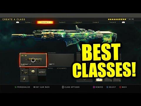 BLACK OPS 4 BEST CLASS SETUPS! COD BLACK OPS 4 BEST CLASS SETUPS BO4 BEST CLASSES!