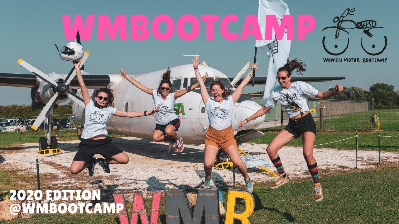 WMBOOTCAMP 2020 400 donne ed energia allo stato puro