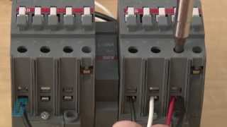 What is the Difference between a Contactor and Reversing Contactor and How do They Work?