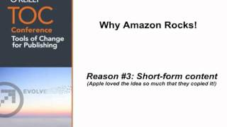 o reilly toc debate amazon vs apple