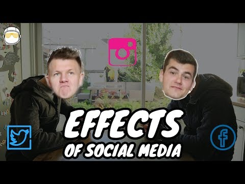 Cafe Chatroom #1| The effects of social media