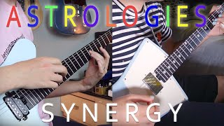 That Math Rock / Pop Punk Guitar Collab - Synergy - Marcos Mena & Stephen Hazel
