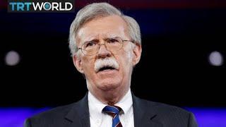 The Trump Presidency: New national security adviser John Bolton starts work
