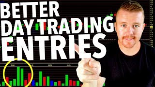 MAKE BETTER DAY TRADING ENTRIES! SIMPLE! 💰💰