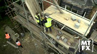 Casualty Scaffolding Collapse