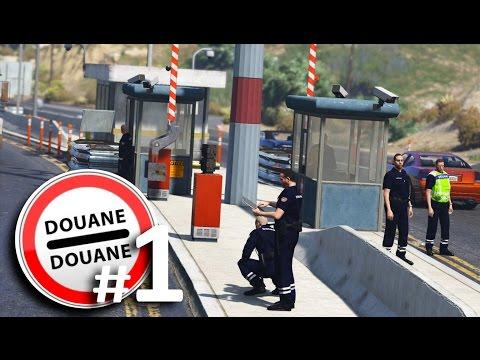 GTA 5 : Frontière Douanière #1