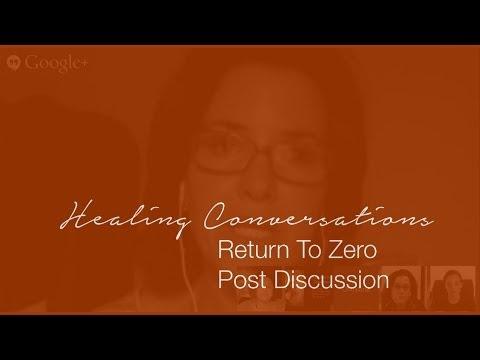 Return To Zero Post Discussion