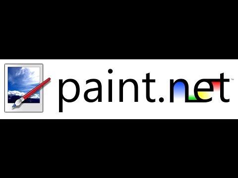 Как сделать прозрачный фон. С помощью PAINT.NET