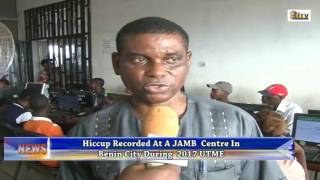 Students protest over hiccups as JAMB commences Free HD Video