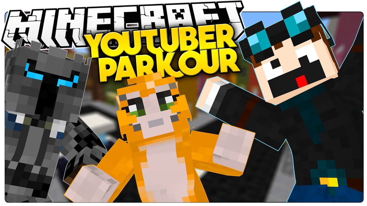 how to get parkour maps in minecraft
