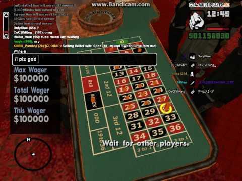 Gta Samp Casino Gameplay