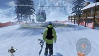 Shaun White Snowboarding - best gameplay PC
