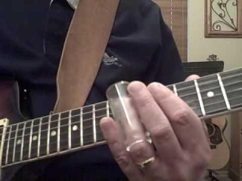 Duane Allman Slide Guitar Lesson