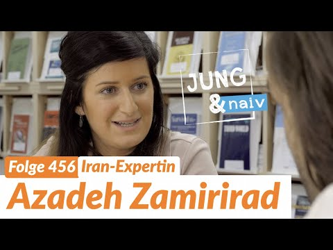 Iran-Expertin Azadeh Zamirirad - Jung & Naiv: Folge 456