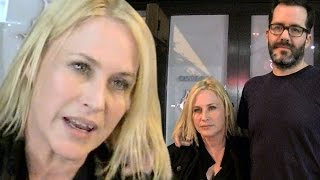 Patricia Arquette Doesn't Own A Microwave! | TMZ