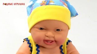 Кукла пупс мальчик Олежка 2   Артикул С-777