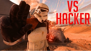 Star Wars Battlefront: Playing Cargo Against a Hacker