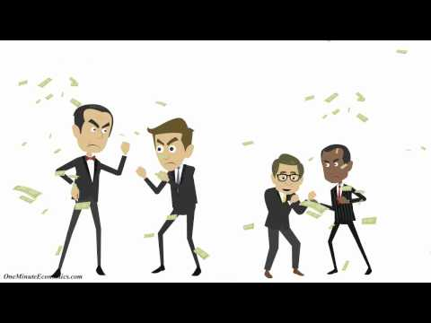 Currency Wars (Competitive Currency Devaluations) Explained in One Minute
