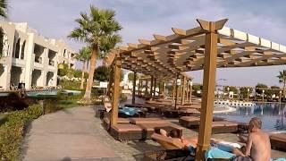SUNRISE Arabian Beach Resort 5* - обзор территории . ЕГИПЕТ ДЕКАБРЬ 2017.