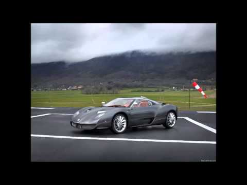 2007 Spyker C12 Zagato Youtube
