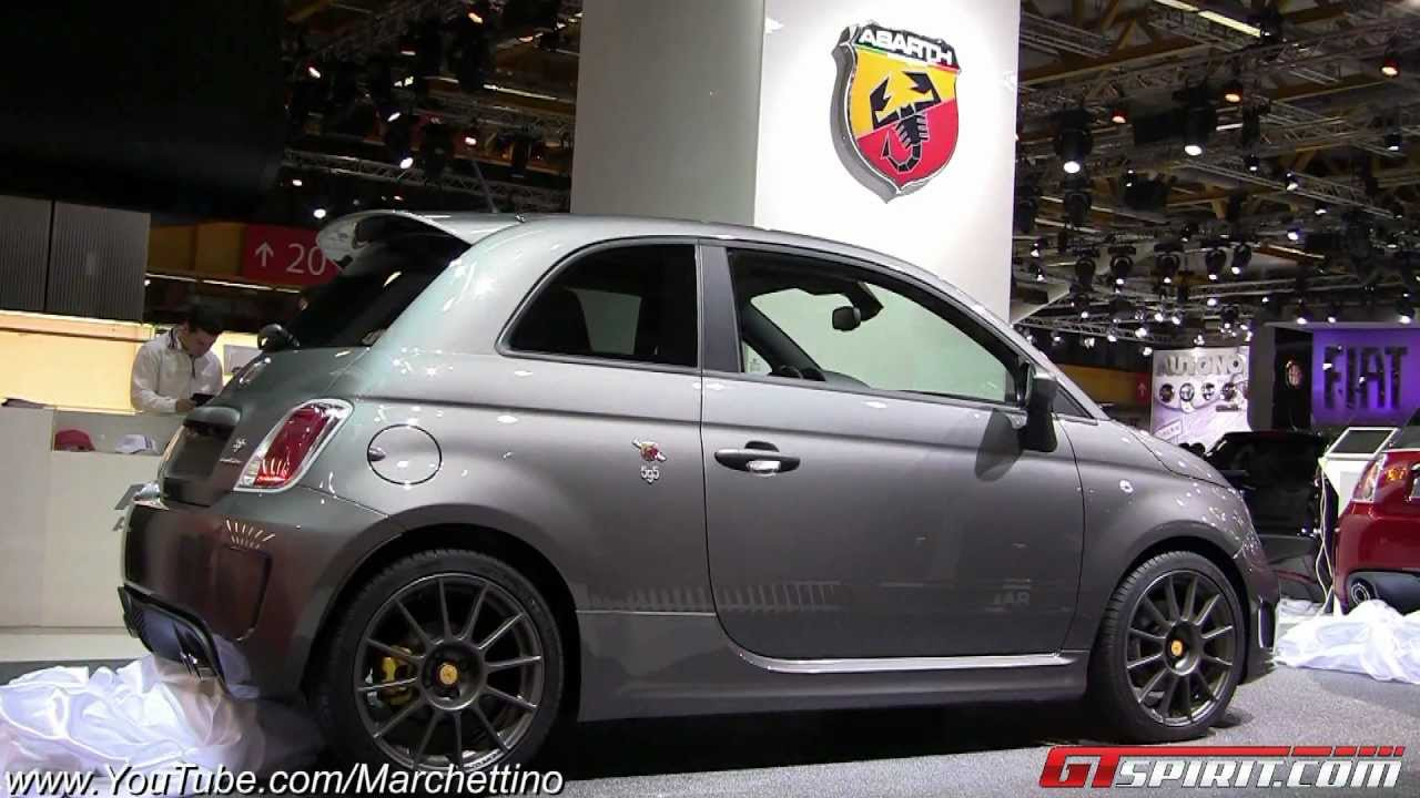 fiat 500 abarth 595 competizione youtube. Black Bedroom Furniture Sets. Home Design Ideas