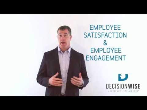 What's the Difference Between Employee Satisfaction and Employee Engagement