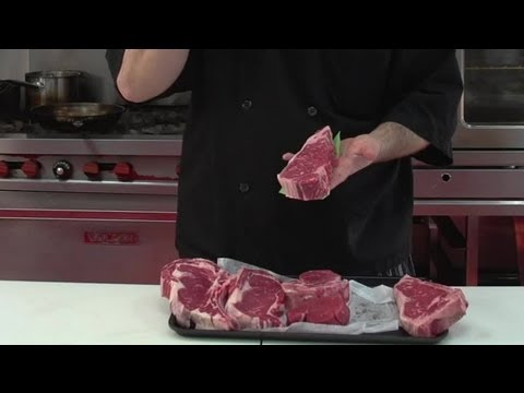 How to Make the Most Tender & Juiciest Steak : Cooking Meat