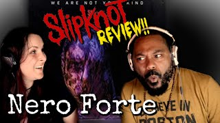 Slipknot - Nero Forte Reaction!!