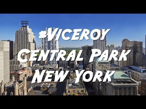 Viceroy Central Park New York, New York City, UNITED STATES.