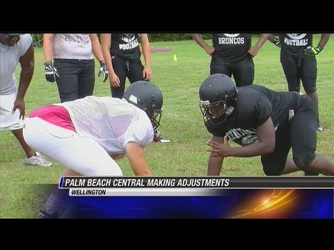Palm Beach Central looks to replace super senior class