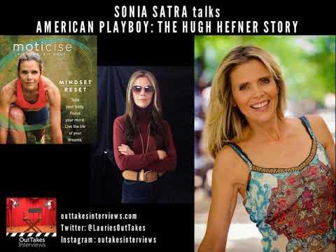 SONIA SATRA talks AMERICAN PLAYBOY: THE HUGH HEFNER STORY