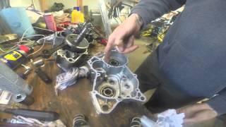Yamaha Blaster Bottom End Rebuild