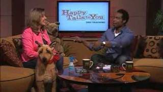 Dawna Caldwell And Dog Training Tools