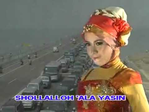 QOSIDAH Hj Ummi Fattah--Sholallah ala Yasin  Syi'iran Wali