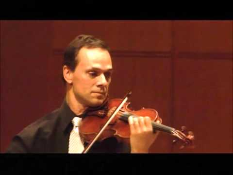 George Lynn Idyl for Violin and Piano at CU Boulder