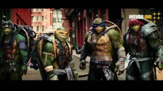 Ninja Turtles: Fuera de las sombras en Entradas.com