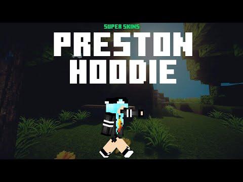 Best Preston Hoodie Minecraft Skin 🎮 Download & Install Links 🎮 Preston Hoodie - 동영상