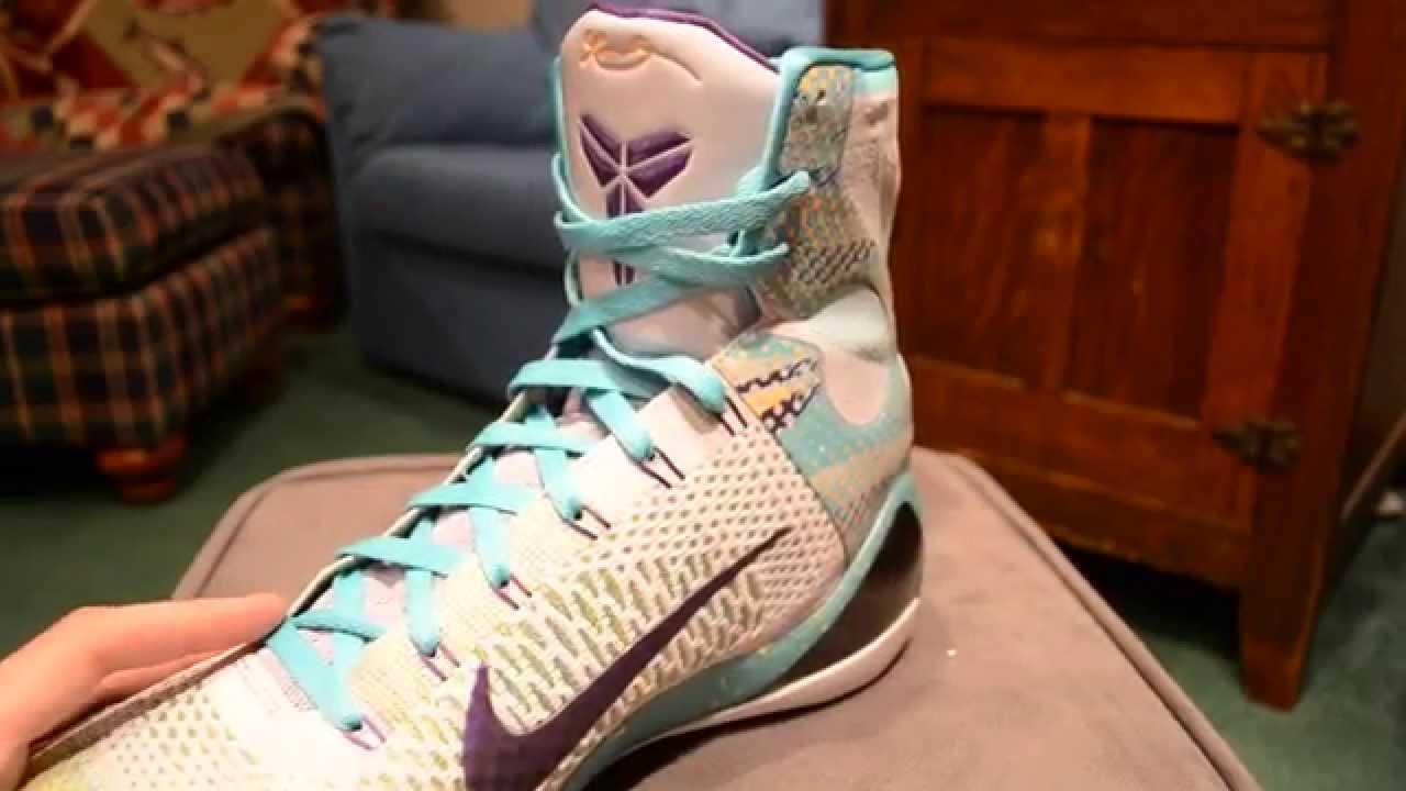 sale retailer 6f532 e1ce5 Nike Kobe IX (9) Elite