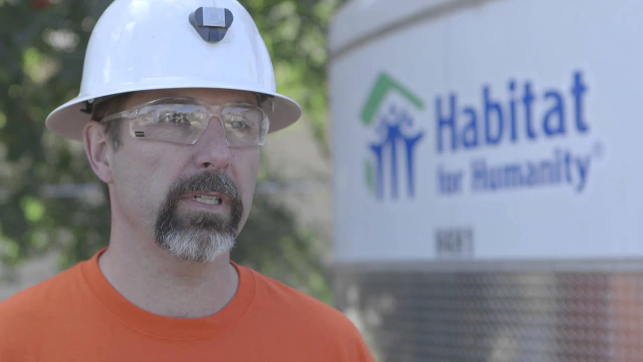 habitat and the home depot canada building communities together