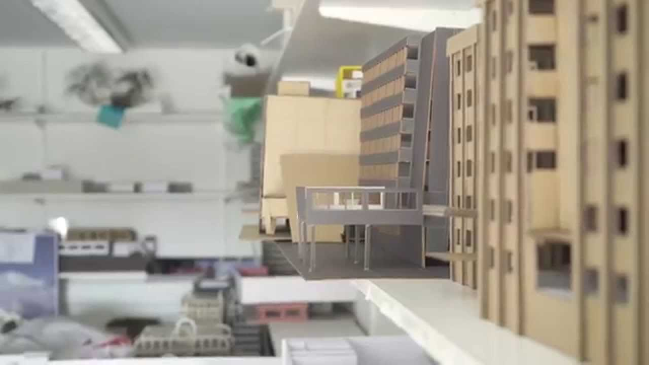 BA Hons Interior Architecture And Design