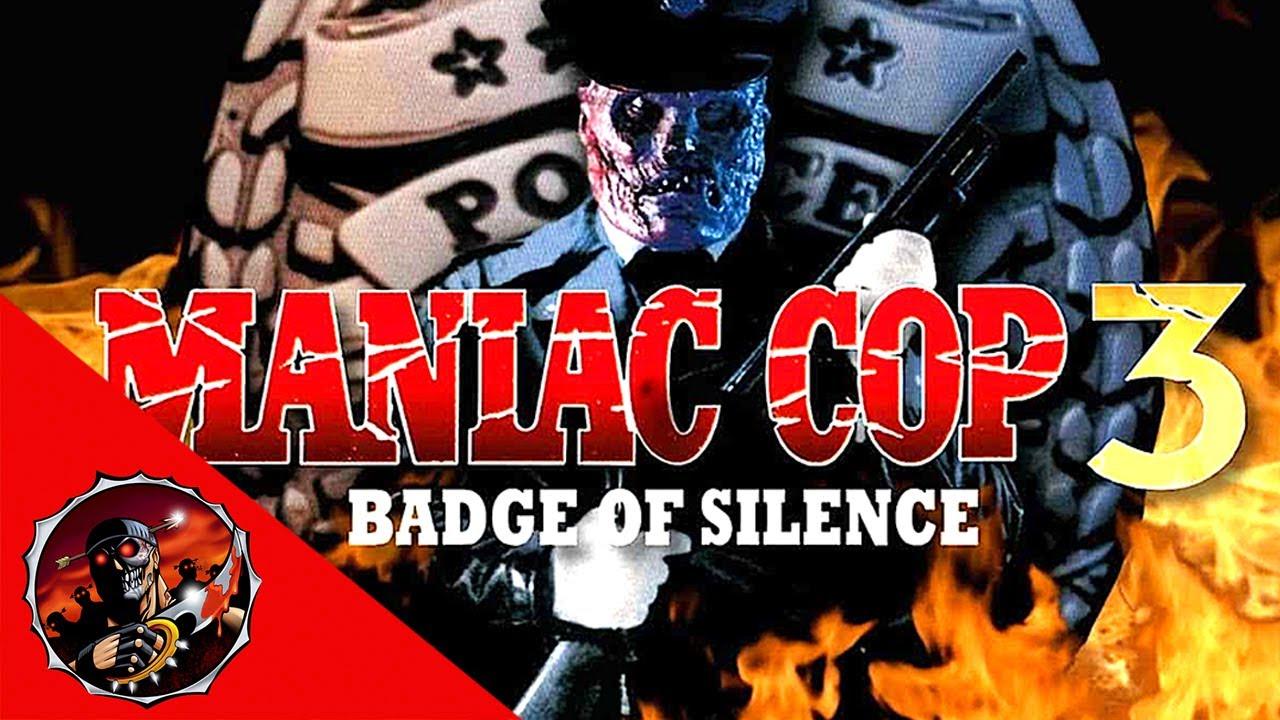 MANIAC COP 3 (1993)  - The Black Sheep