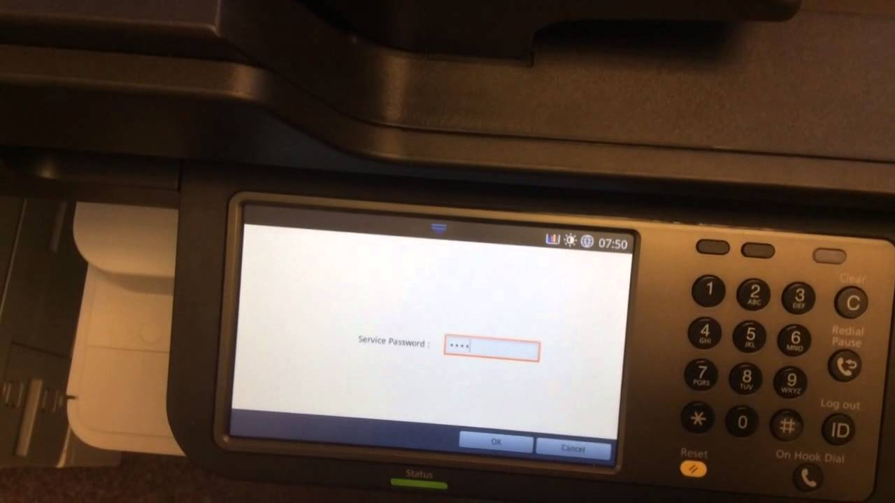 Samsung MultiXpress CLX-9201NA Color Laser Multifunction Printers