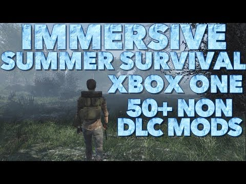 How to make Fallout 4 an Immersive Summer Survival Game - Xbox One