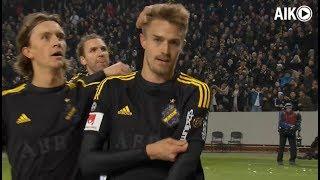 Sammandrag AIK-IFK Göteborg 2-1