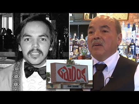 Bartender's 42 Years At Gaido's Are As Iconic As The Restaurant | HTX+ GALVESTON