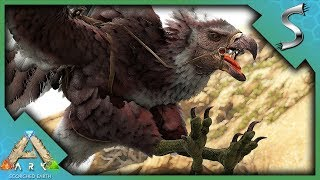 FINALLY A GOOD TAME! ARGENTAVIS TRAPPING AND TAMING! - Ultimate Ark [E43 - Scorched Earth]