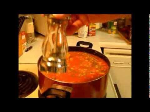 RV Van Life - RV Cooking Show - Bob's Soup